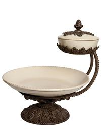 Baroque Blossoms Server From G G Collection