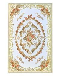 Enchanted Aubusson Kitchen Mat