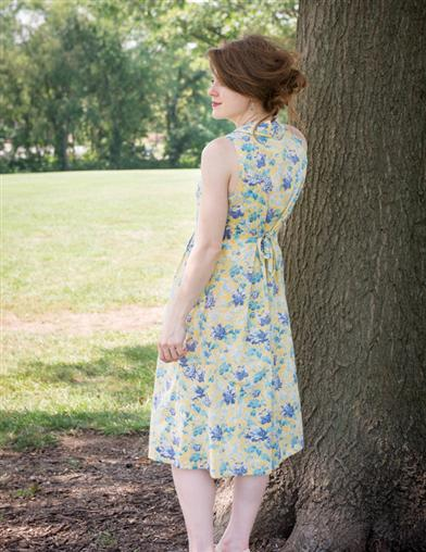 April Cornell Greta's Garden Porch Dress