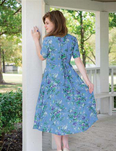 April Cornell Evangeline Wrap Dress