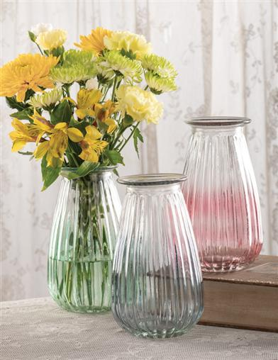 A Trio Of Vases