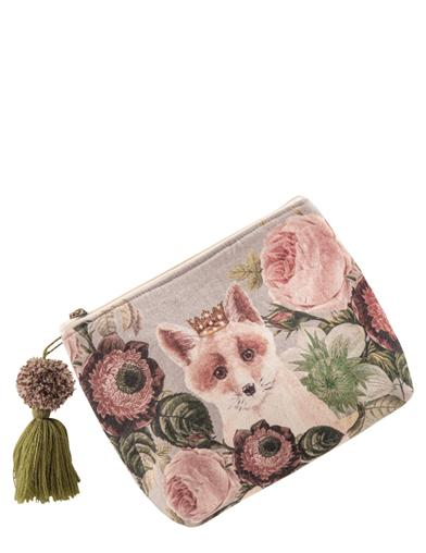 Feeling Foxy Cosmetic Bag