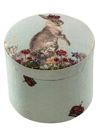 Matriarch Of The Meadow Round Box