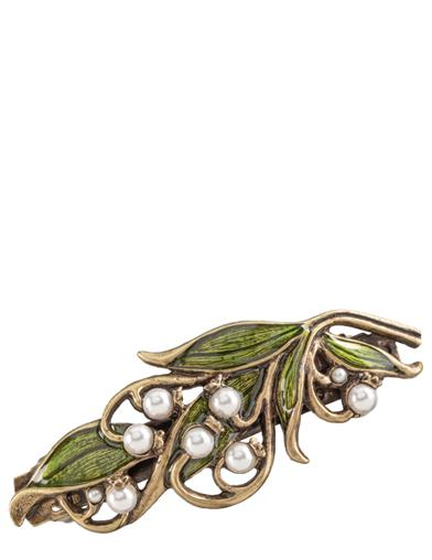 Lily Of The Valley Barrette