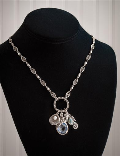 Ocean Spirits Necklace