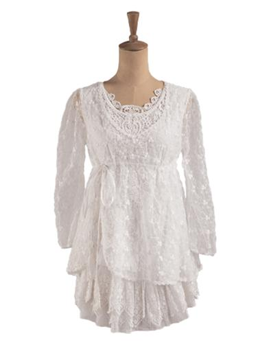 Gwendolyn Lace Blouse