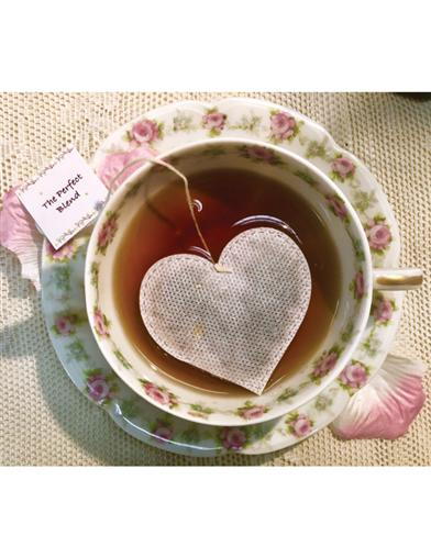 From Hands To Hearts Earl Grey Tea Bags (Set Of 6)