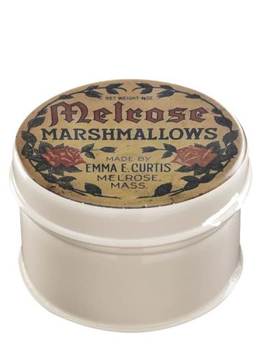 Melrose Marshmallows Storage Tin