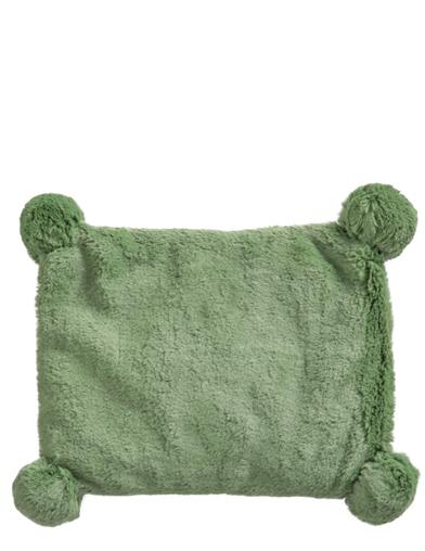 Forest Green Plush Warming Pad