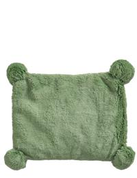 Forest Green Plush Heating Pad
