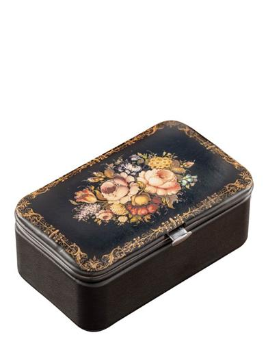 Gilded Age Travel Jewelry Box