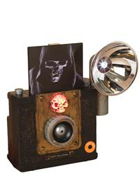 Interactive Bewitched Camera