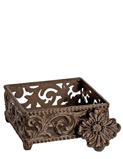 Acanthus Napkin Holder From G G Collection