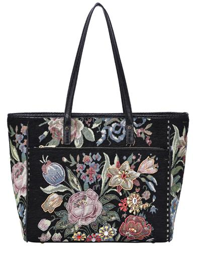 Flower Shop Tapestry Tote