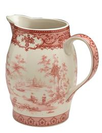 Staffordshire Pitcher