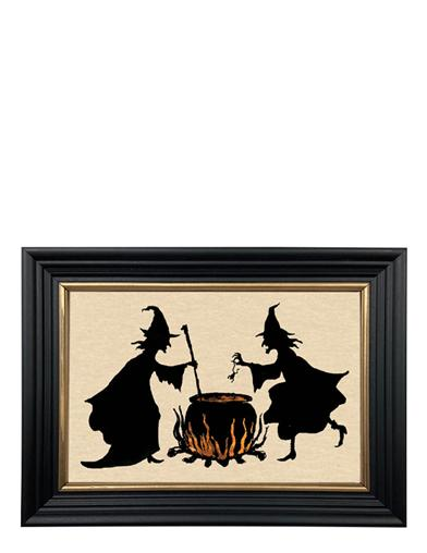 Witches Brew Silhouette