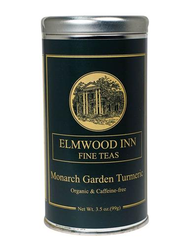 Elmwood Inn Monarch Garden Tumeric Tea