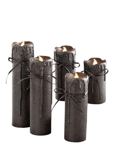 Salem's Spell Taper Candles (Set Of 5)