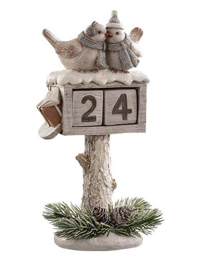 Bundled Birds Perpetual Calendar