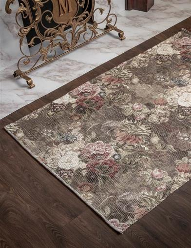 Field Of Flowers Area Rug