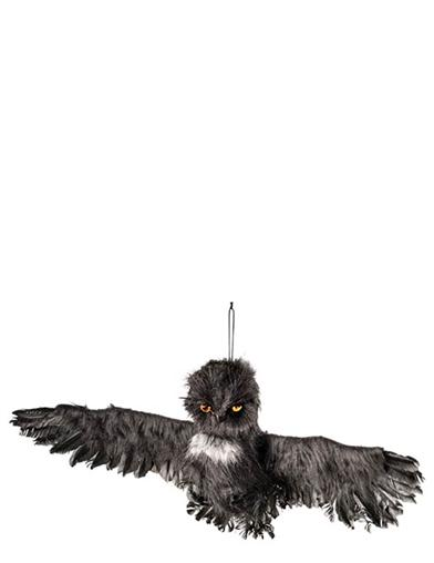 Animated Artemis Owl