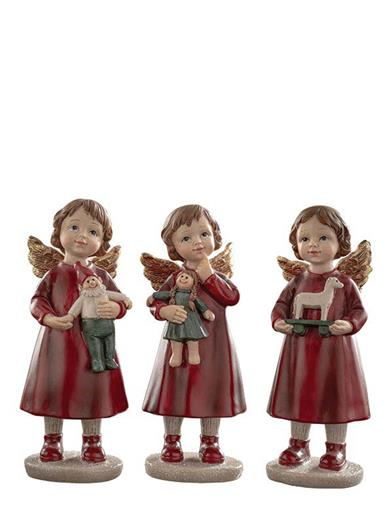 Little Angels Figurines (Set Of 3)