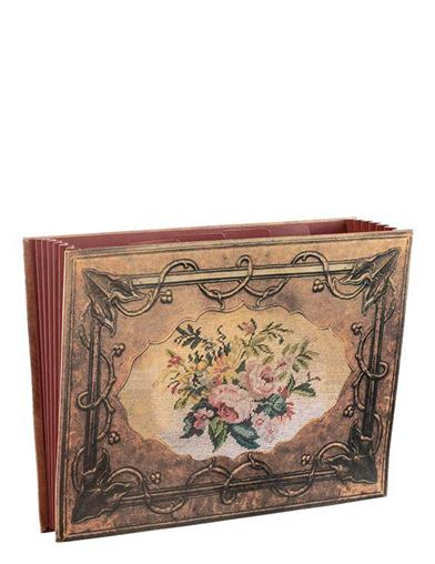 Treasured Trove Accordion File Folder