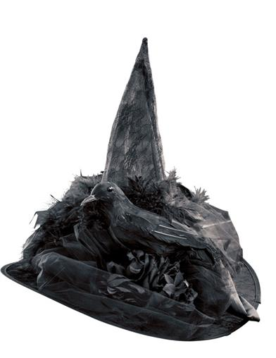 Arsenic & Old Lace Witch Hat