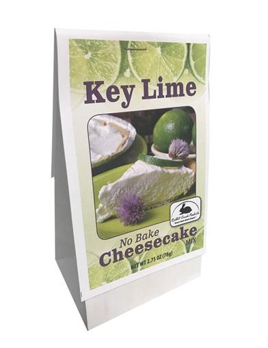 Key Lime No-bake Cheesecake Mix