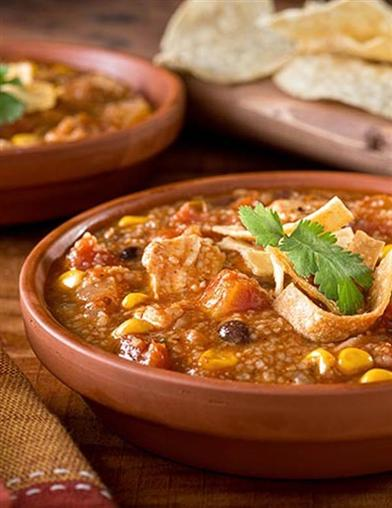 Kickin' Chicken Enchilada Slow Cooker Soup Mix