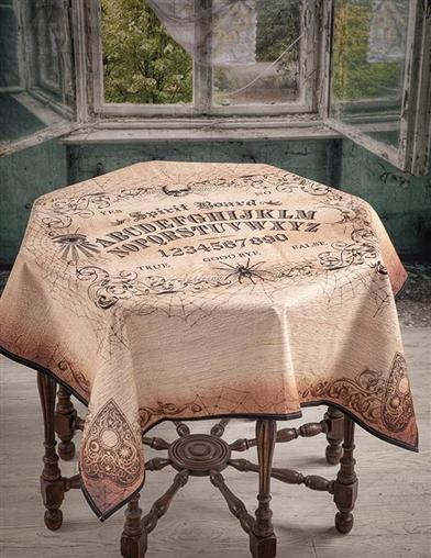 Spirit Board Tablecloth