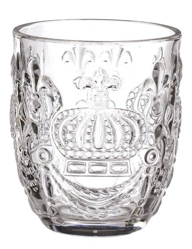 Crowning Glory Drinking Glasses (Set Of 4)
