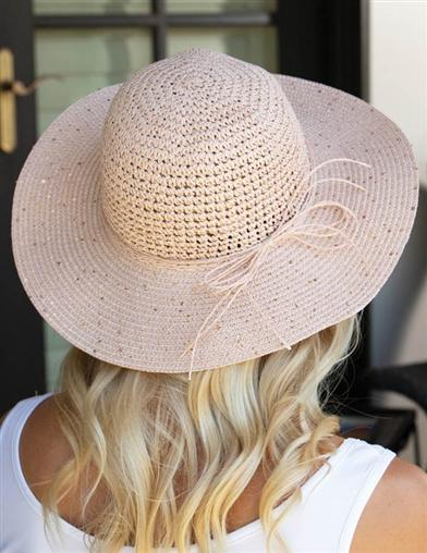 Prosecco Beach Hat