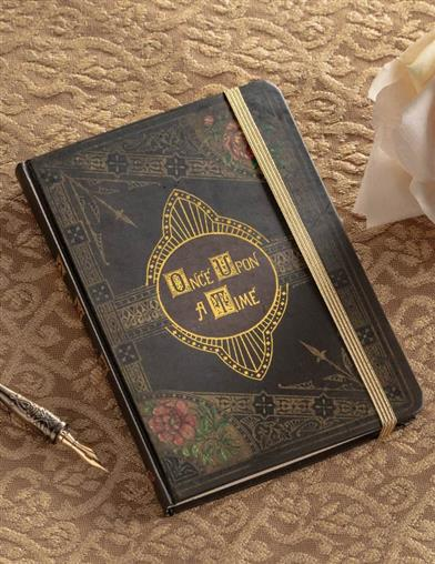 Once Upon A Time Hardcover Journal