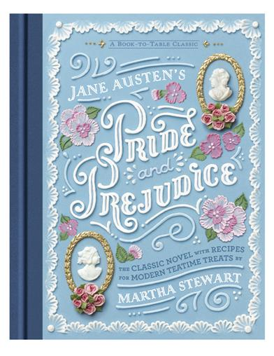 Jane Austen Martha Stewart Cookbook