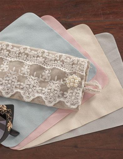 Lace Sunglasses Pouch