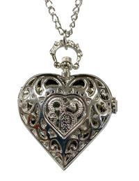 Timeless Locket Watch Necklace