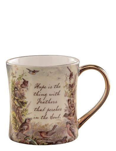 Hope Is The Thing With Feathers Mug