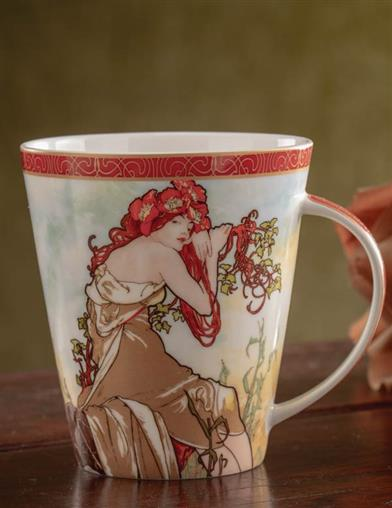 Four Seasons Mug - Summer