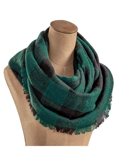 Heather Infinity Scarf
