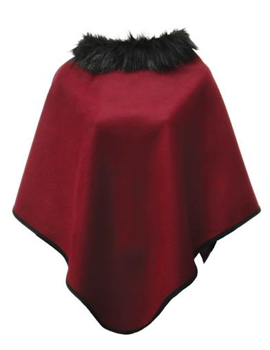 Katrina Winter Cape