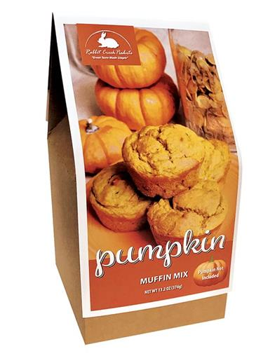 Fall Harvest Pumpkin Spice Muffin Mix