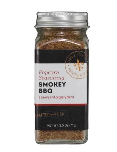 Smokey Bbq Popcorn Seasoning