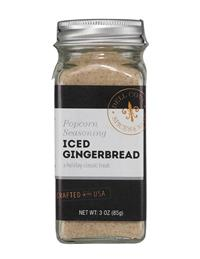 Iced Gingerbread Popcorn Seasoning
