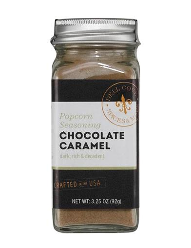 Chocolate Caramel Popcorn Seasoning