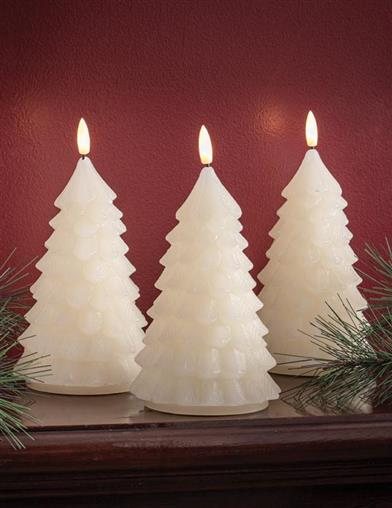 O Tannenbaum Wax Tapers