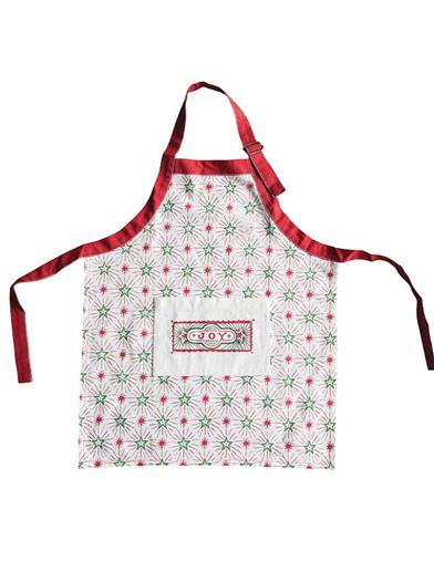 Joy Of The Season Apron