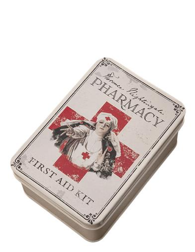 Florence Nightingale First Aid Box