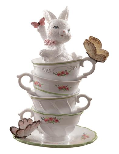 Tillie The Tea Party Bunny Figurine