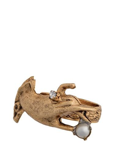 Victorian Hands Ring